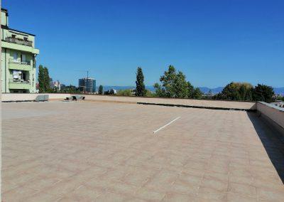 Huge Terrace Sofia